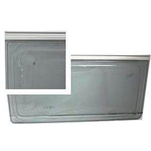Finestra polyplastic f16 700x520 grigio finestra - Finestre camper polyplastic ...