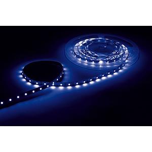 Striscia led adesiva e flessibile 1 mt colore blu moduli for Striscia led adesiva