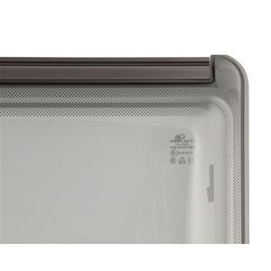 Finestra polyplastic f23 450x520 grigio finestre - Finestre camper polyplastic ...