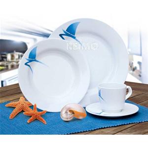 set piatti melamina albatross 8 pz accessori cucina. Black Bedroom Furniture Sets. Home Design Ideas