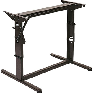 Struttura tavolo ripiegabile krause grigia gambe tavoli camper interni - Tavolo ripiegabile ikea ...