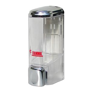 Dispenser portasapone arredo toilette camper interni bagno - Lavandino bagno camper ...