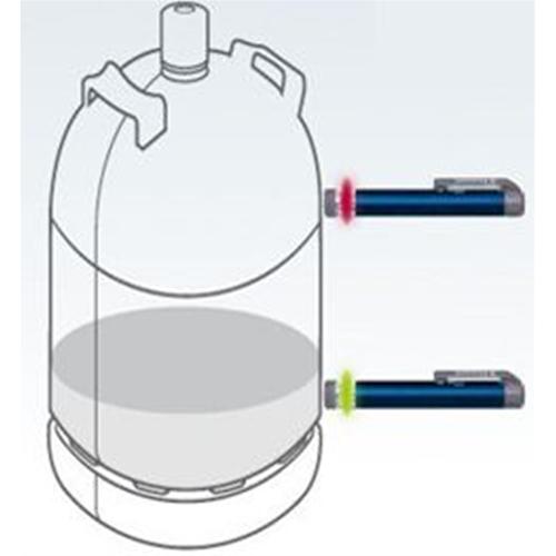 indicatore di livello gas checker accessori gas camper gas. Black Bedroom Furniture Sets. Home Design Ideas