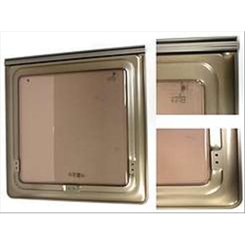 Finestra polyplastic f14 500x400 opaco finestra - Finestre camper polyplastic ...