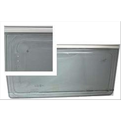 Finestra polyplastic f16 700x300 grigio finestra polyplastic roxite f16 camper finestre e - Finestre camper polyplastic ...