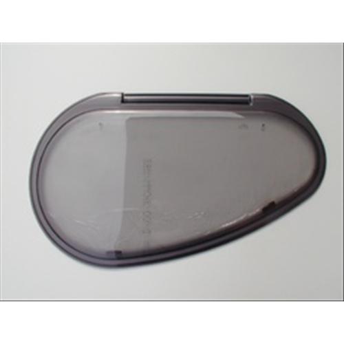 Finestra polyplastic f23 909x485 sagomata ovale grigio finestra polyplastic roxite f23 camper - Finestra rotonda e ovale ...