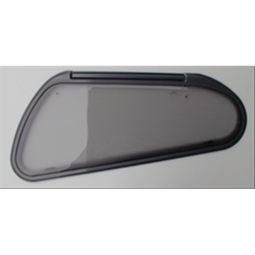 Finestra polyplastic f23 1042x403 sagomata ovale grigio finestra polyplastic roxite f23 - Finestra rotonda e ovale ...