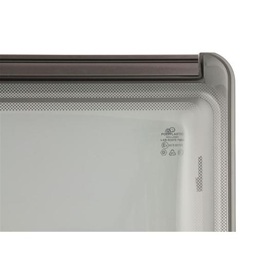 Finestra polyplastic f23 900x500 grigio finestra - Finestre camper polyplastic ...